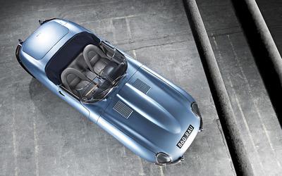 Jaguar E-Type [2] wallpaper