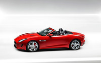 Jaguar F-Type wallpaper 1920x1200 jpg
