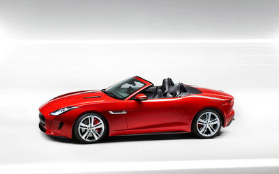 Jaguar F-Type wallpaper