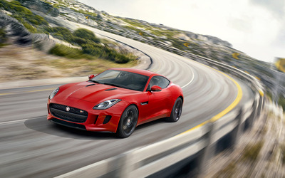 Jaguar F-Type Coupe [4] wallpaper