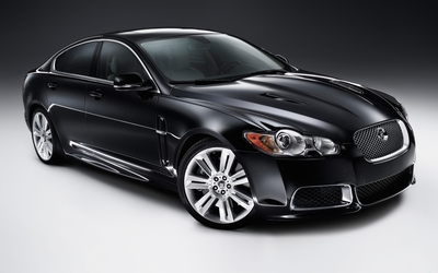 Jaguar XF Supercharged wallpaper