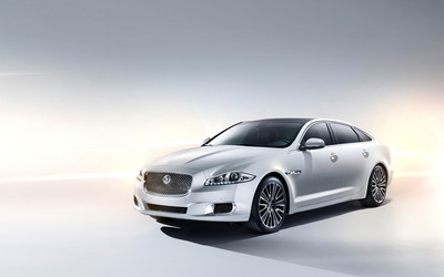 Jaguar XJ Ultimate [2] wallpaper