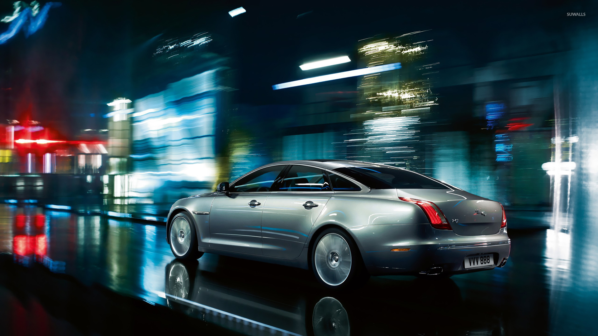 Jaguar XJ Ultimate wallpaper