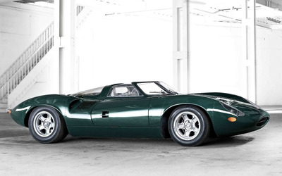 Jaguar XJ13 wallpaper