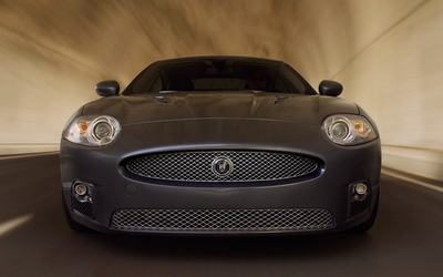 Jaguar XKR [3] wallpaper