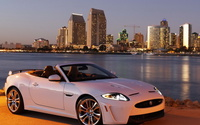 Jaguar XKR wallpaper 1920x1080 jpg