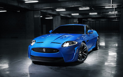 Jaguar XKR S wallpaper