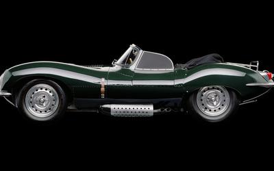 Jaguar XKSS wallpaper