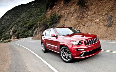 Jeep Grand Cherokee [5] wallpaper