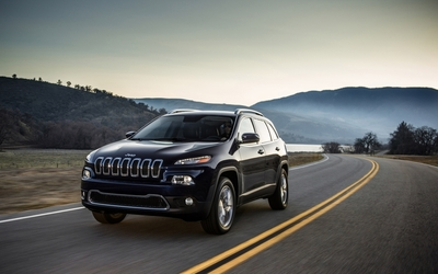 Jeep Grand Cherokee [4] wallpaper