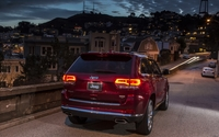 Jeep Grand Cherokee [3] wallpaper 1920x1080 jpg
