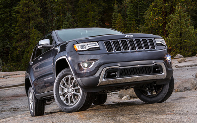 Jeep Grand Cherokee [6] wallpaper