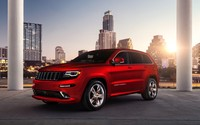 Jeep Grand Cherokee SRT wallpaper 1920x1200 jpg