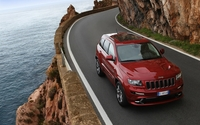 Jeep Grand Cherokee SRT8 wallpaper 1920x1200 jpg