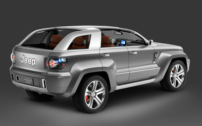 Jeep Trailhawk Concept wallpaper