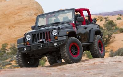 Jeep Wrangler JK wallpaper