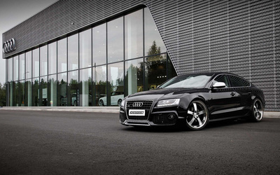 JP Auto Tuning Audi RS 5 wallpaper