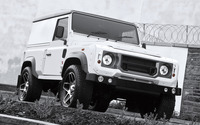 Kahn Land Rover Defender front side view wallpaper 2560x1600 jpg