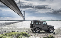 Kahn Land Rover Defender side view wallpaper 2560x1600 jpg