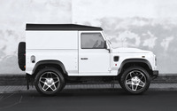 Kahn Land Rover Defender side view [2] wallpaper 2560x1600 jpg