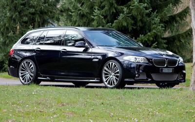 Kelleners Sport BMW 5 Series Touring wallpaper