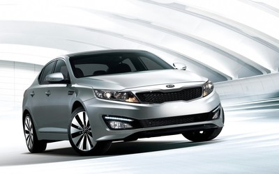 Kia Optima wallpaper