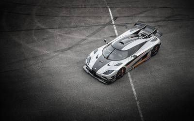 Koenigsegg Agera [3] wallpaper