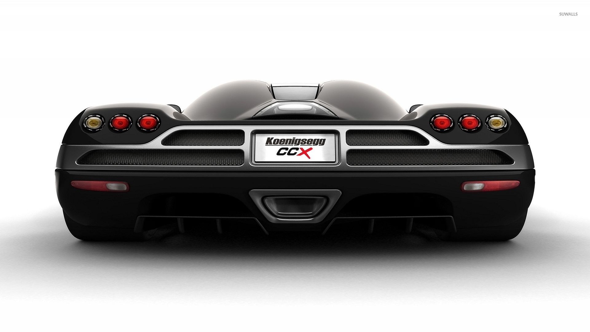 Beau Koenigsegg CCX Wallpaper