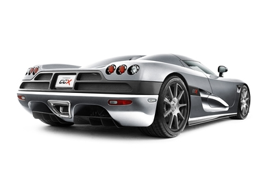 Koenigsegg CCX [8] wallpaper