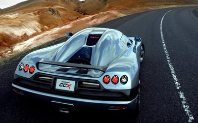 Koenigsegg CCX [5] wallpaper