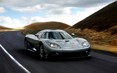 Koenigsegg CCX [4] wallpaper
