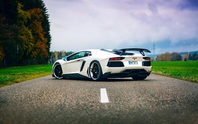 Lamborghini Aventador [6] wallpaper