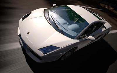 Lamborghini Aventador - Gran Turismo 5 wallpaper