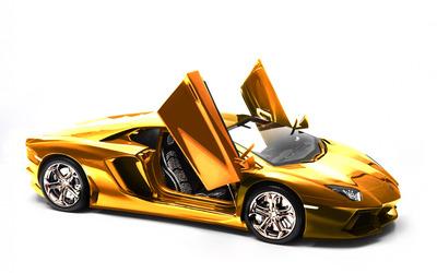 Lamborghini Aventador LP 700-4 wallpaper