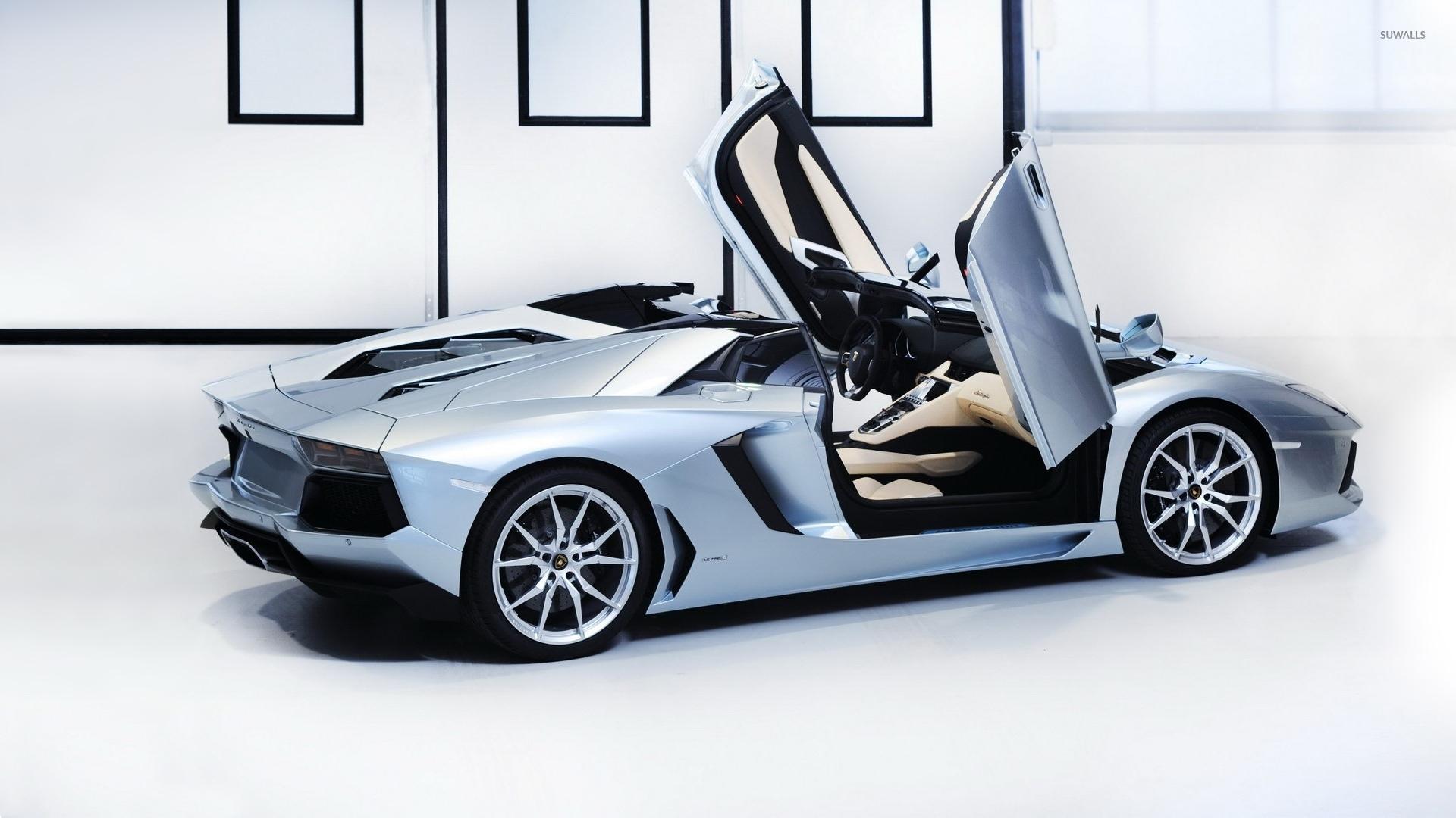 lamborghini aventador lp 700 4 roadster side view wallpaper - Lamborghini Aventador Roadster Wallpaper Hd 19201080