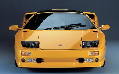 Lamborghini Diablo [2] wallpaper