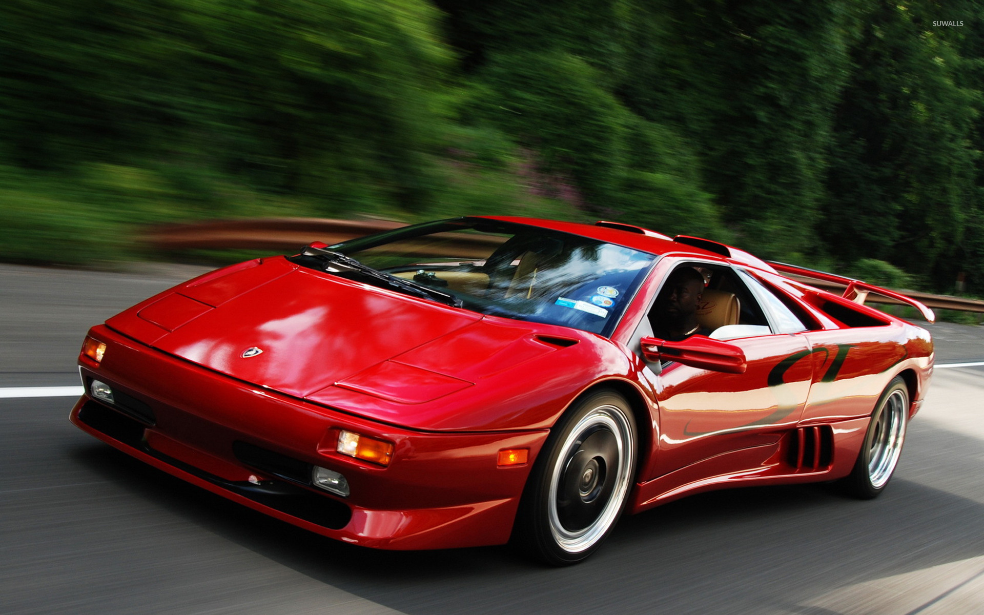 Lamborghini Diablo Wallpaper Car Wallpapers 37864