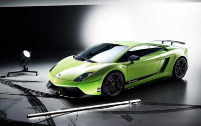 Lamborghini Gallardo [4] Wallpaper