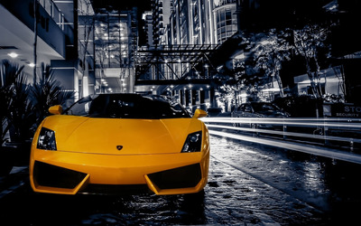 Lamborghini Gallardo [14] wallpaper