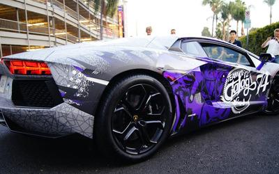 Lamborghini Gallardo [10] wallpaper