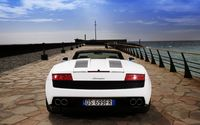 Lamborghini Gallardo LP560-4 Spyder wallpaper 1920x1200 jpg