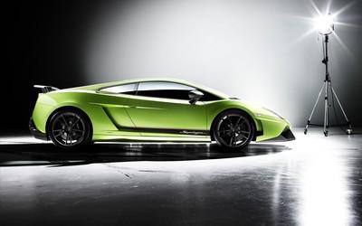 Lamborghini Gallardo LP570-4 Superleggera wallpaper