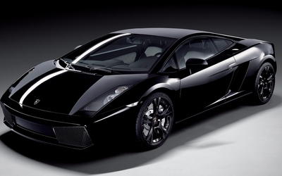 Lamborghini Gallardo Nera wallpaper