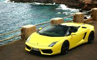 Lamborghini Gallardo Spyder wallpaper 1920x1080 jpg