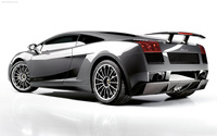 Lamborghini Gallardo Superleggera wallpaper 1920x1200 jpg