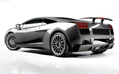 Lamborghini Gallardo Superleggera wallpaper