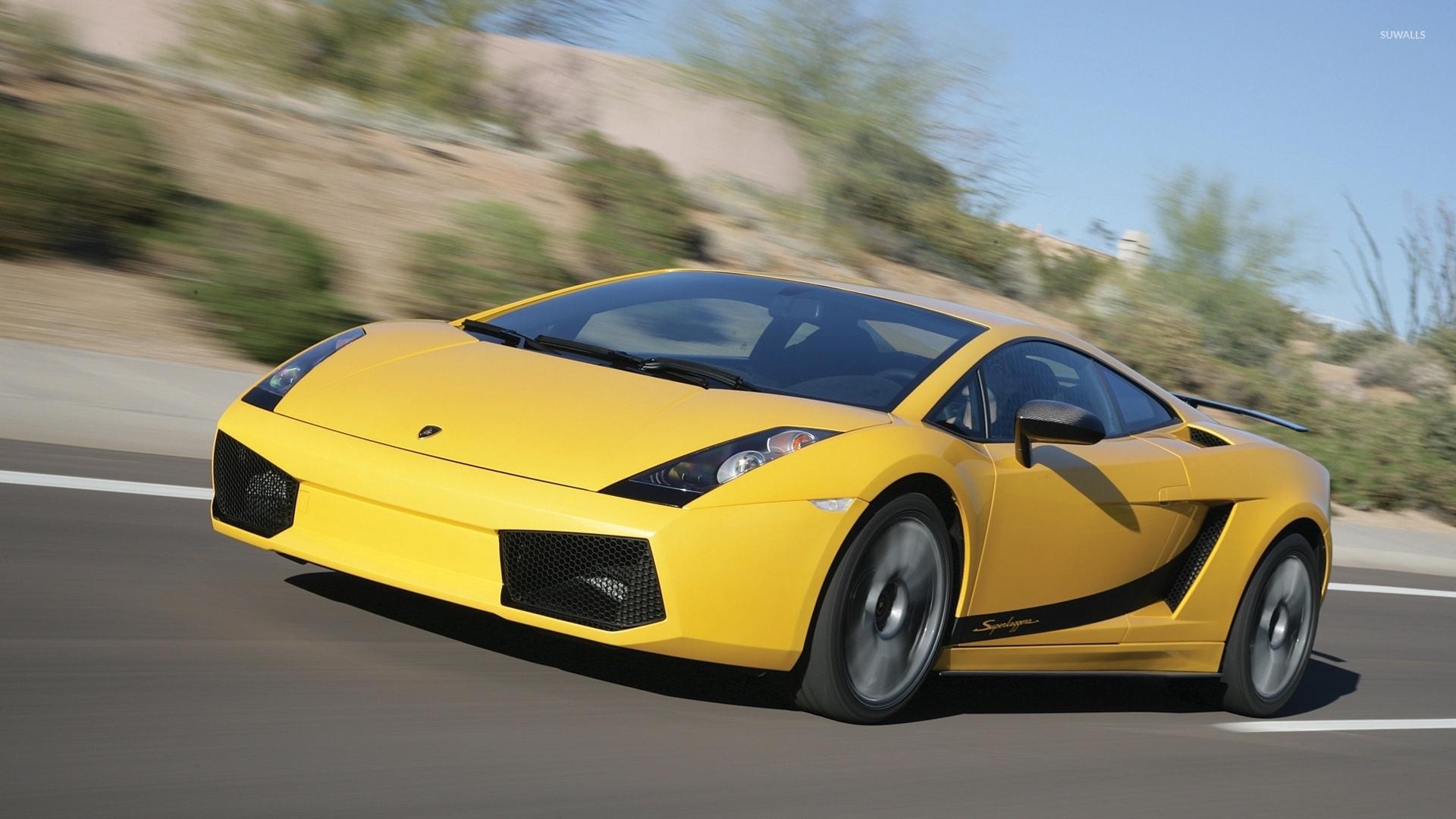 lamborghini gallardo superleggera 2 wallpaper - Lamborghini Gallardo Superleggera Wallpaper