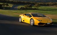 Lamborghini Huracan LP610-4 [2] wallpaper 1920x1080 jpg
