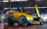 Lamborghini Murcielago [6] wallpaper 2560x1600 jpg