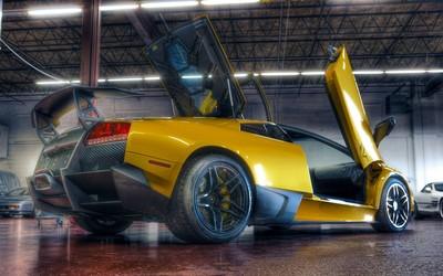 Lamborghini Murcielago [6] wallpaper